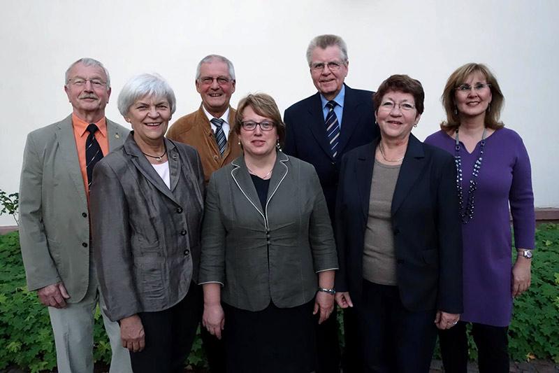 Heimatverein Schwanheim - Vorstand
